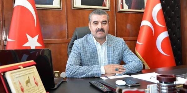 """Malatya MHP İl Başkanı sanayicilere """"yeşil pasaport"""" verilmesini istedi"""