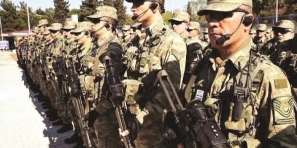 TSK'ya Irak ve Suriye için bir yıl daha yetki