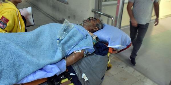 Sivas İmranlı'da arazi kavgası: 2 yaralı