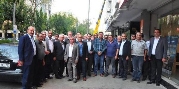 İzmir'de kooperatifler Aziz Kocaoğlu için miting yapacak