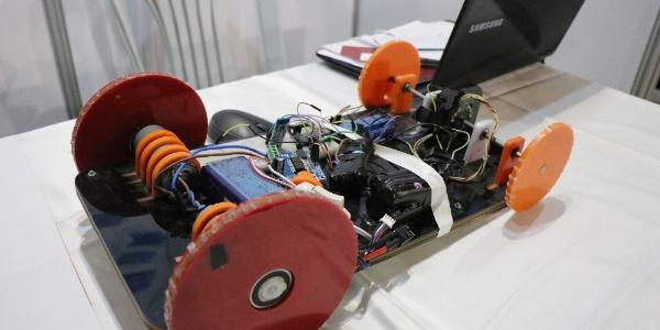 Üniversite öğrencisi otomotik devreye giren fren sistemi geliştirdi
