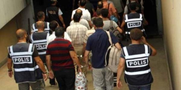 25 ilde FETÖ/PDY'nin TSK yapılanması operasyonu: 45 gözaltı kararı