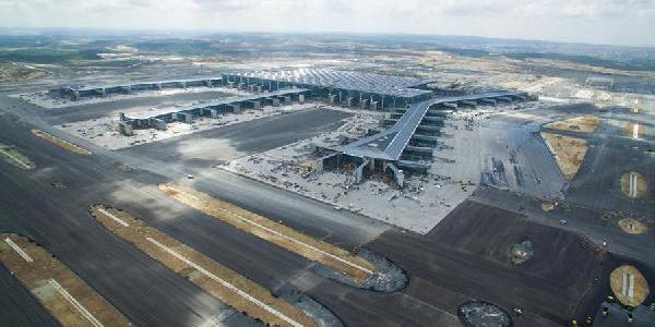 Yeni Havalimanı'na personel girişinin nasıl olacağı belli oldu