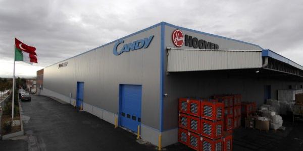 İtalyanların beyaz eşya üreticisi Candy Hoover Çin'e satıldı