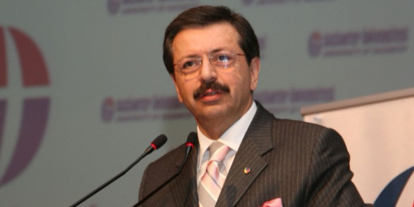 TOBB Başkanı Hisarcıklıoğlu'dan Enflasyonla Mücadele'de işbirliği sözü