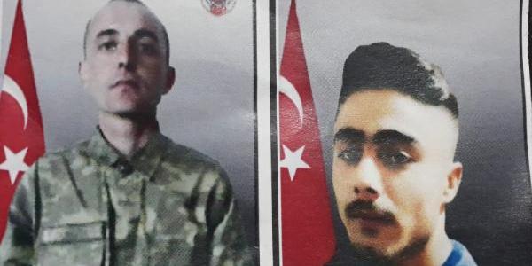 Hakkari'de üs bölgesine saldırı: 2 şehit, 3 yaralı