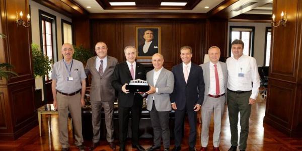 Büyükçekmece Belediyesi'nden Galatasaray'a büyük jest: 126 dönüm arazi