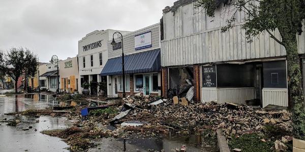ABD'nin Florida kıyıları Michael Kasırgası kabusunu yaşıyor