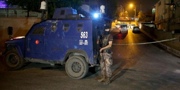 Muş Varto'da araç içindeki 5 terörist etkisiz hale getirildi