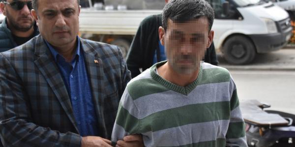 Aç kalmaktan korkup işlediği cinayeti itiraf etti