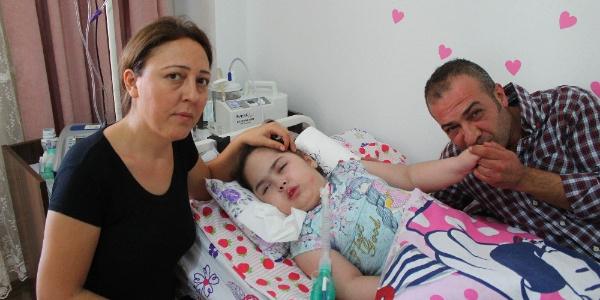 Vatandaşlardan küçük Azra için yardım seferberliği