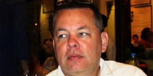 Papaz Brunson kritik duruşma öncesi Aliağa'ya götürüldü