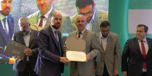 OIC Intern Uluslararası Staj Ofisi ilk stajyerlerini mezun etti