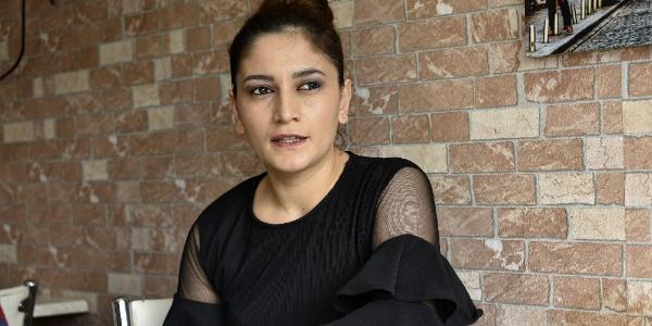 Gümüşhane Kürtün'de Azeri gelinin lokantası büyük ilgi görüyor