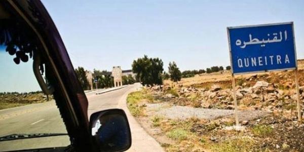 İsrail ile Suriye arasında ilk mutabakat: Kuneytre geçişi açılıyor