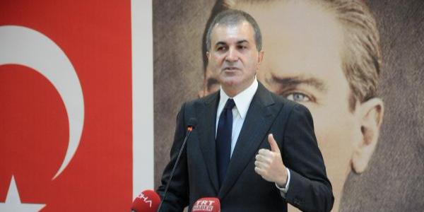 AK Parti Sözcüsü Ömer Çelik'ten Brunson resti