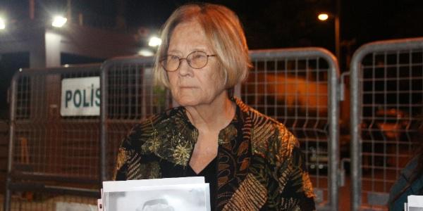 Eski ABD'li diplomat Ann Wright:  Cemal Kaşıkçı öldürüldü