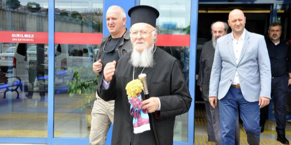 Bartholomeos, Sümela Manastırı'nda ayin için tarih verdi