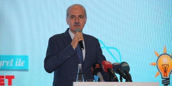 """""""AK Parti olarak bir kere daha Konya'da tarih yazacağız"""""""