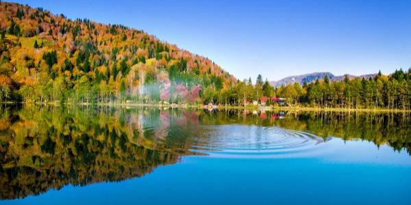 KARAGÖL'de sonbahar bir başka güzel