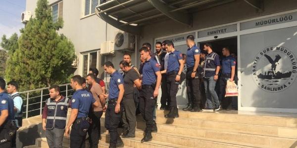 Şanlıurfa ve Muğla'ya fuhuş operasyonu: 15 tutuklama