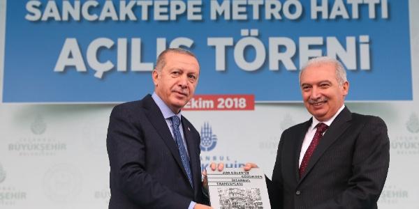 Cumhurbaşkanı Erdoğan: Canım kardeşim boşuna uğraşma. Biz rastgele ceza evine girenlere ceza evi kapısını açamayız, boşuna uğraşma.
