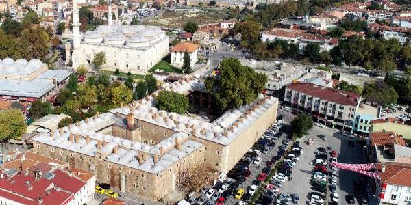 Tarihi kervansaray,110 odalı otele dönüştü