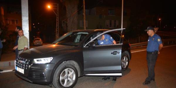 6'ncı kez alkollü yakalandı,7 bin 240 lira para cezası kesildi
