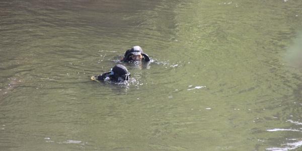 Asi Nehri'ne iki çocuk düştü,arama çalışmaları sürüyor.