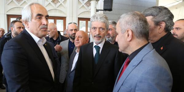 Mustafa Tuna: Ben Melih Gökçek değilim. Ben MHP değilim