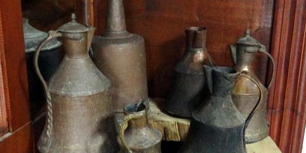 40 yıl boyunca 59 ülke dolaştı; antika eşyalar müzesi açtı