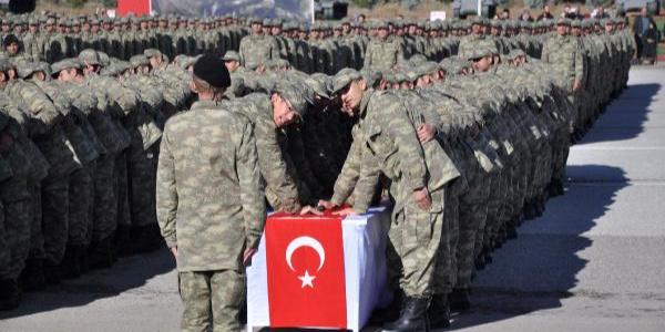 Ankara'daki bedelli askerler terhis oldu