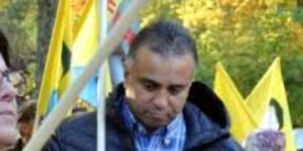 PKK'nın sözde İsveç sorumlusu tutuklandı