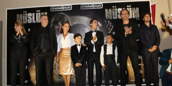'Müslüm' filminin ikinci galası Adana'da