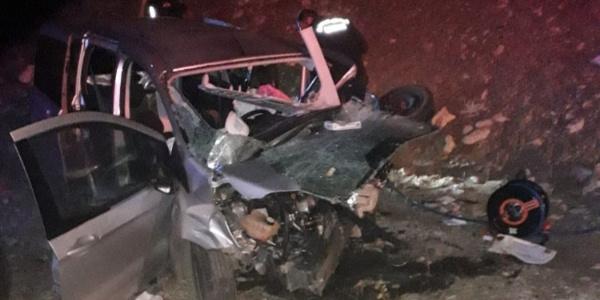 Kahramanmaraş'ta kaza: 3 ölü, 3 yaralı