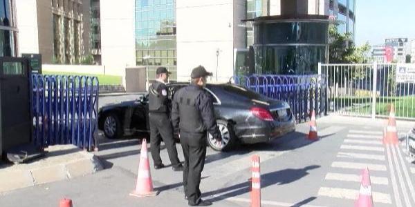 Suudi Başsavcı, İstanbul Adalet Sarayı'nda