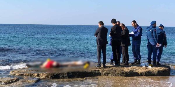 Antalya'da denizde biri erkek biri kadın iki ceset bulundu