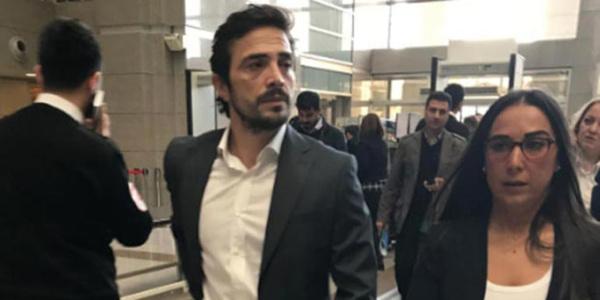 Ahmet Kural adliyeye geldi, Kural avukat girişinden içeri alındı