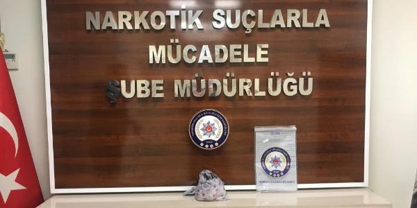 Van'da 2 ayrı uyuşturucu operasyonu