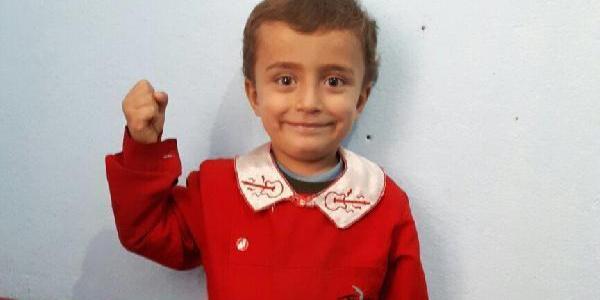 6 yaşındayken evlerinin önünde oyun oynarken kaybolan Yasin Şahin'den 954 gündür haber alınmadı