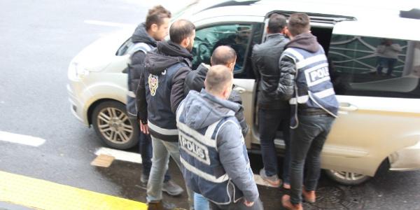 Kars'ta hırszlık yapan iki kişi Erzurum'da yakalandı