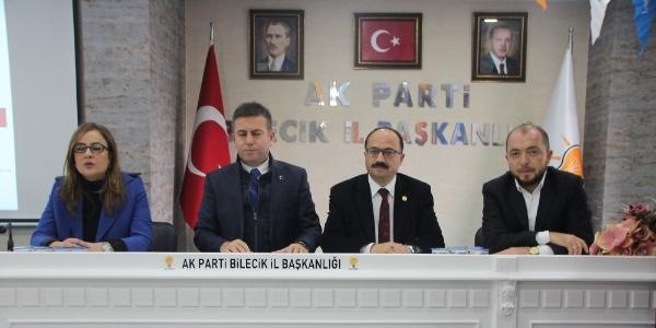 AK Parti'de temayül yoklaması  gerçekleştirilmeye başlandı.