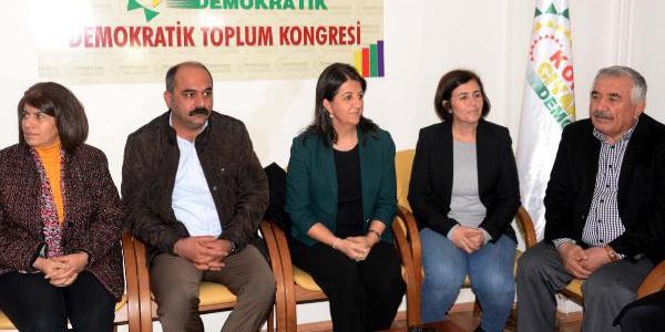 HDP'li Eş Genel Başkan Pervin Buldan: Demirtaş'ın şu an bile cezaevinde tutulması hukuksuzluk