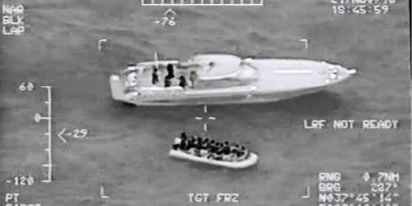 62 kaçak göçmen yakalandı