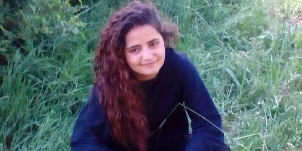 Kazada hayatını kaybeden Helin gözyaşlarıyla toprağa verildi