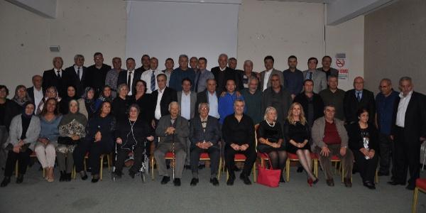 1973 yılında mezun olan öğrenciler 45 yıl sonra yeniden bir araya geldiler