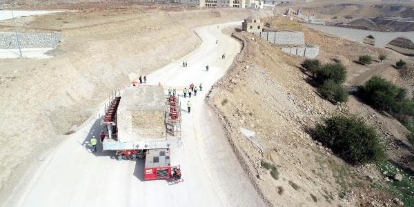 Hasankeyf'teki tarihi eserlerin taşınması projesi iptal edildi