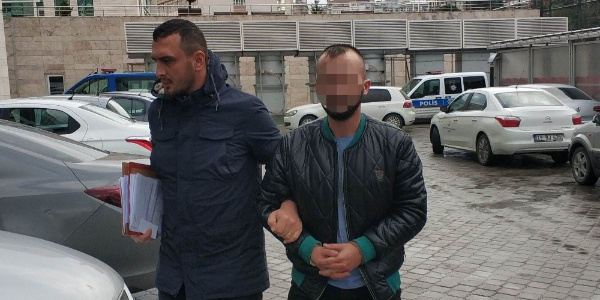 Samsun'da uyuşturucu ticareti yapan kişi tutuklandı