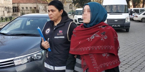 ByLock kullanan ve teslim olan kadın adli kontrol şartıyla serbest bırakıldı