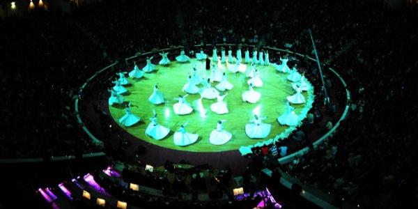 Konya, Hazreti Mevlana'nın 745. Vuslat Yıldönümü Uluslararası Anma Törenlerinin heyecanını yaşıyor